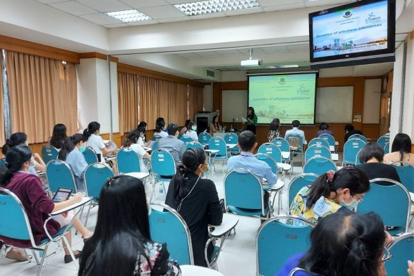 ภาพบรรยากาศการประชุม  Interhospital Pediatric Endocrine Conference ครั้งที่ 96
