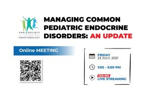Managing Common Pediatric Endocrine Disorders: An Update